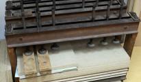 Atelier de marqueterie_Chassis à plaquer